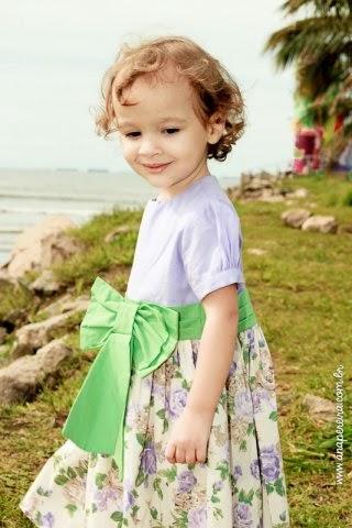 E-Roupas de Bebê - Vestidos, conjuntinhos, acessórios e muito mais!