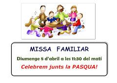 VINE I GAUDEIX DE LA MISSA FAMILIAR