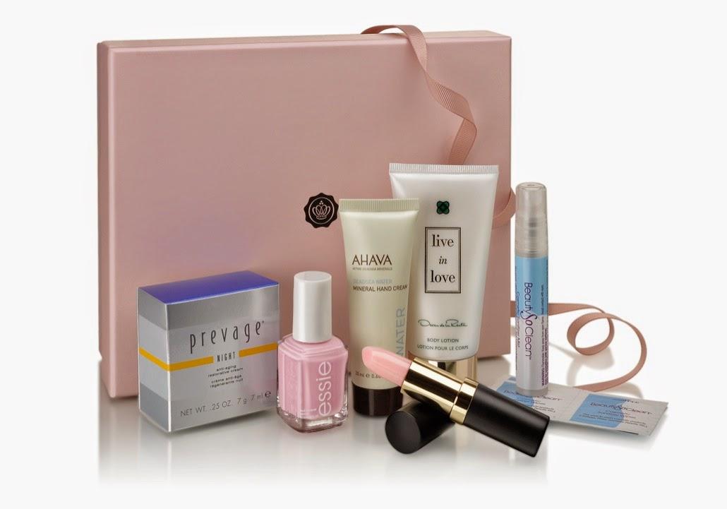 glossy box caja de belleza mansual