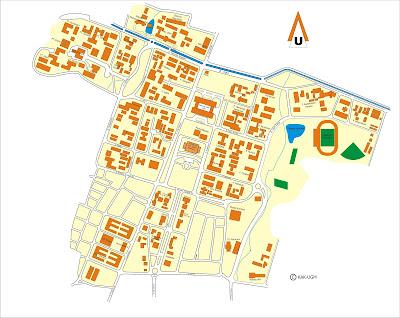 Peta Kampus Ugm