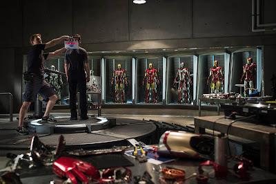 Iron Man 3 prima foto ufficiale