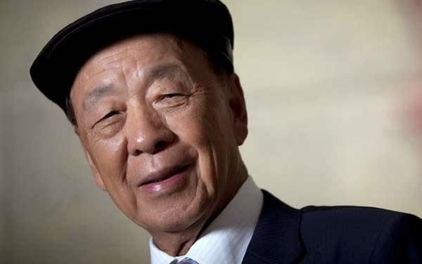 Lui Chee-Woo Orang Terkaya di Asia 2014 versi Bloomberg
