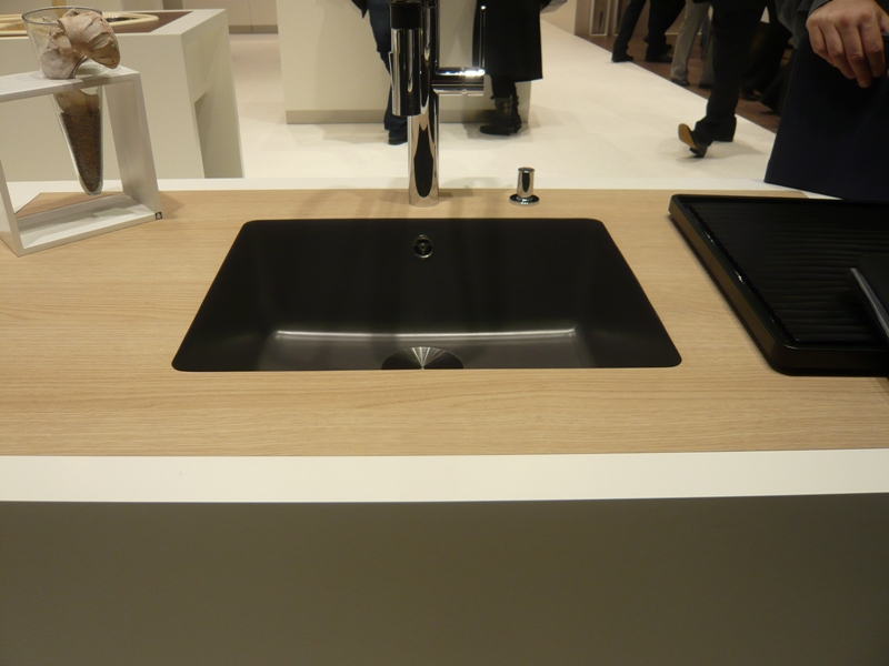 Charming Kitchen And Residential Design: Undermount Sinks With Laminate Counters?  Yes You Can.