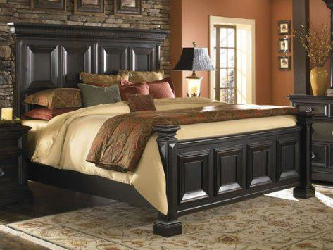 Farry Island Master Bedroom Sets