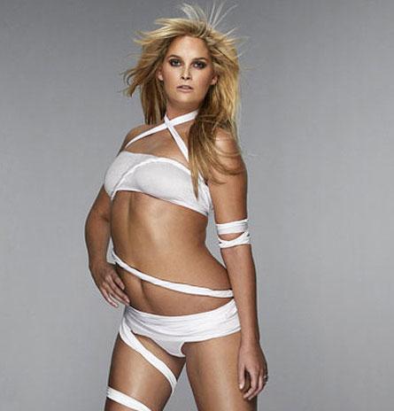 Plus Size Model Whitney Thompson
