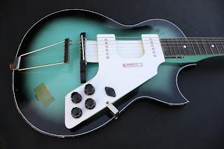 egmond guitar