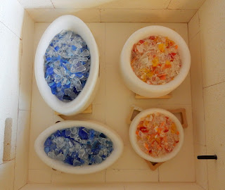More boxes in the kiln!