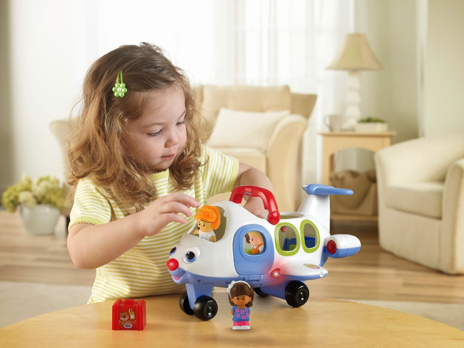 Best Little People Toys : Fisher price little people lil movers airplane best and