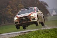 Sebastian Barbu si Sergiu Itu - Mitsubishi Lancer EVO X - Waldviertel Rallye