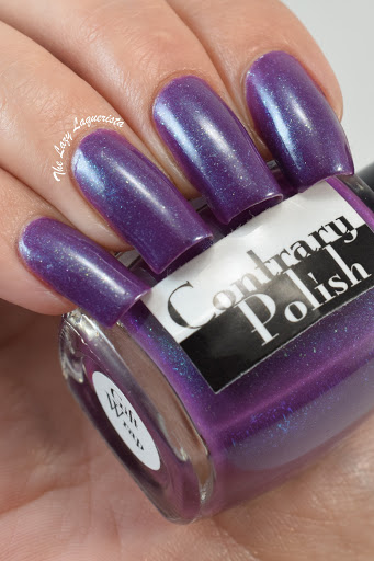 Contrary Polish Gift Wrap