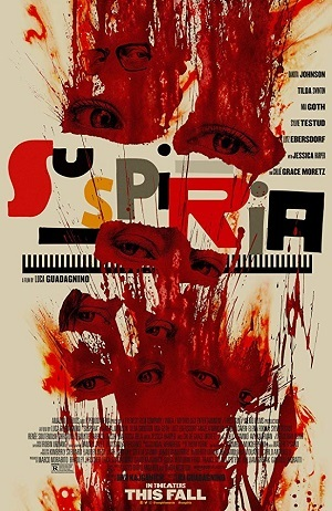 Suspiria - Legendado Torrent