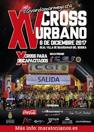XV CROSS DE GUARDAMAR 2017