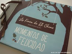 LIBRO DE FIRMAS / GUESTBOOK