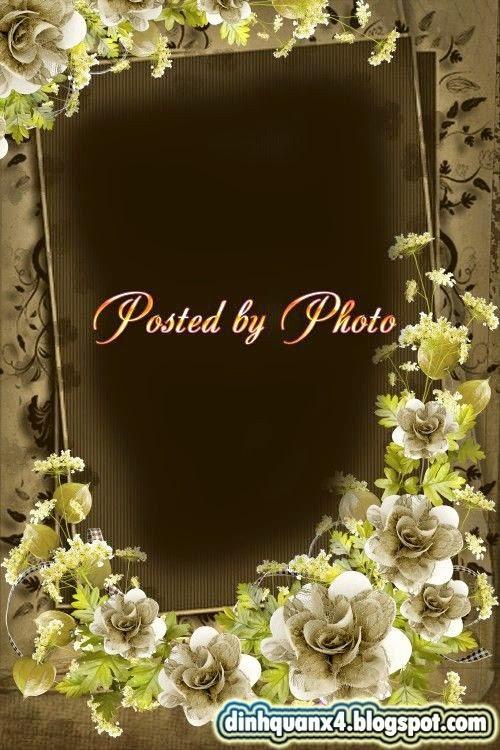 Photo frame - Luxury vintage