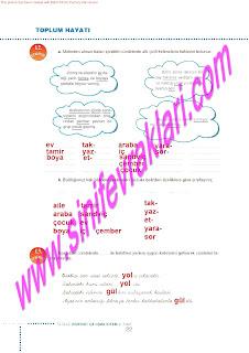 6.Sinif  Turkce Doku Yayinlari Ogrenci Calisma Kitabi Sayfa 22