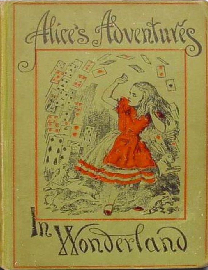 an interpretation of lewis carolls alice in wonderland Lewis carroll: using the pseudonym lewis carroll, charles lutwidge dodgson published the novel alice's adventures in wonderland in 1865.