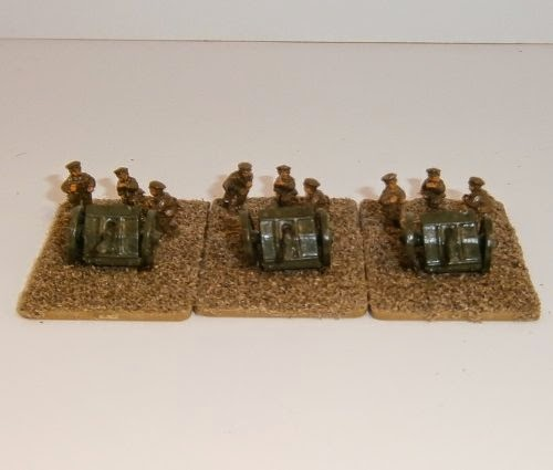 Painting British Artillery picture 1