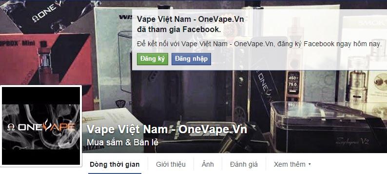 Vape Việt Nam