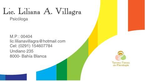 Lic. Liliana Villagra