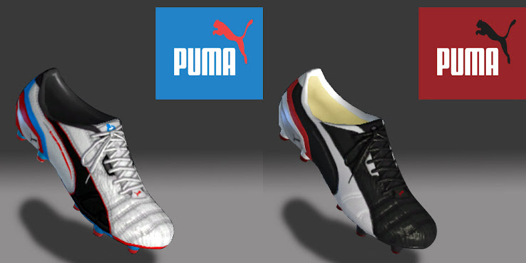 PES 2013 Puma King Boots by QINCHAO & german cast