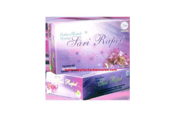 Sabun Mandi Herbal Sari Rapet Tazakka