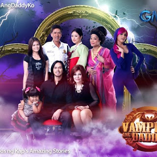 Vampire Ang Daddy Ko Comedy Sitcom TV Series | GMA Kapuso Network