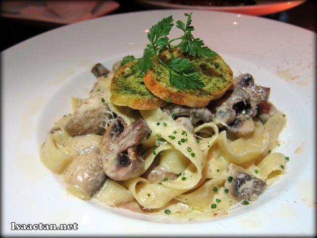 Con Fungi (Mushroom Pasta) - RM28