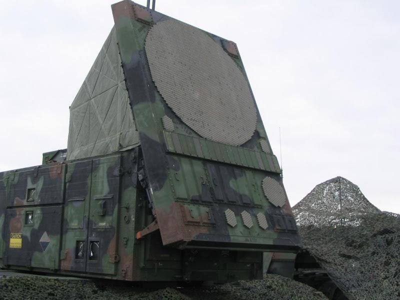 MIM-104 Patriot Air Missile System