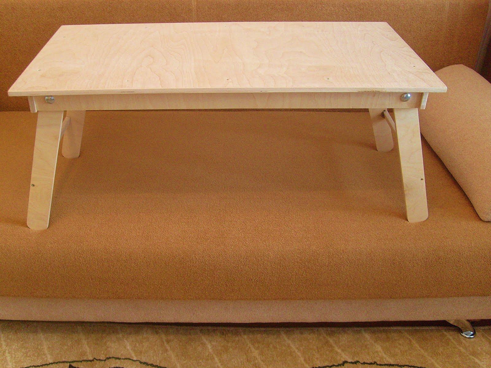 Как сделать туристический столик из фанеры