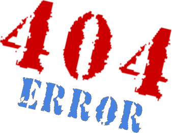 custome 404 Error Page