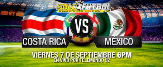 Ver Mxico vs Costa Rica en Vivo