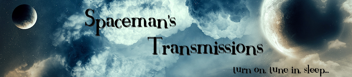 Spaceman's Transmissions (Ambient Music Podcast)