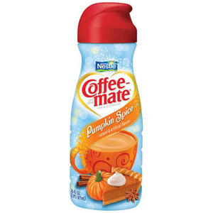Pumpkin Spice Coffee Mate Creamer