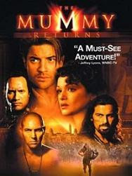 Cast in The Mummy Returns : The Mummy Returns 2001 Hollywood Movie Watch Online Online Watch 188x251 Movie-index.com
