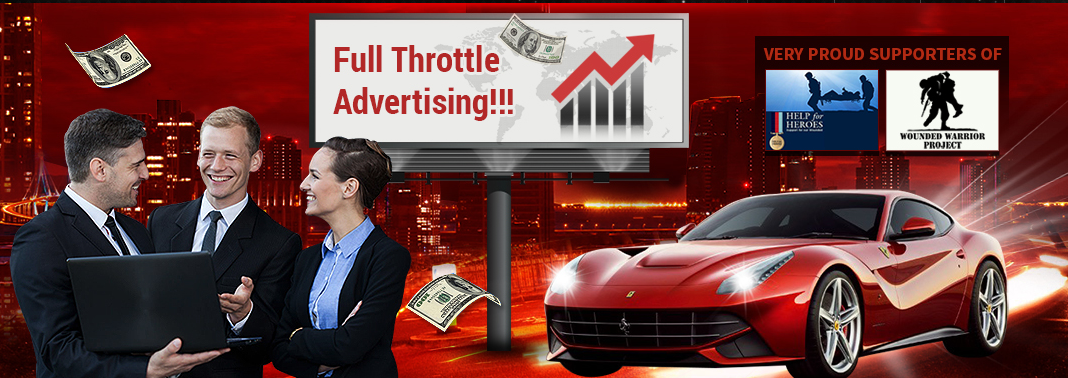 RevUp Your Income Banner