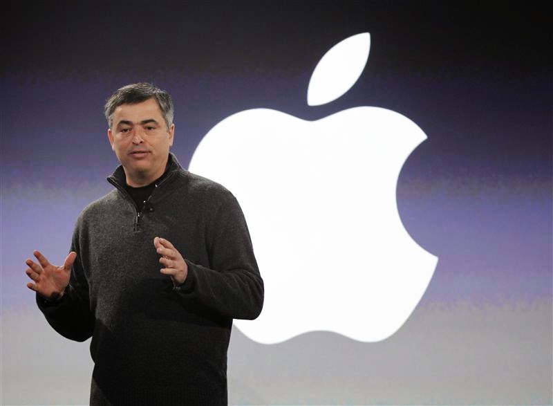 eddy cue best Products Since 25 Years in 2014