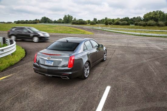 "Cadillac Will Offer ""Intelligent & Connected"" Vehicle Technologies on 2017 Models"