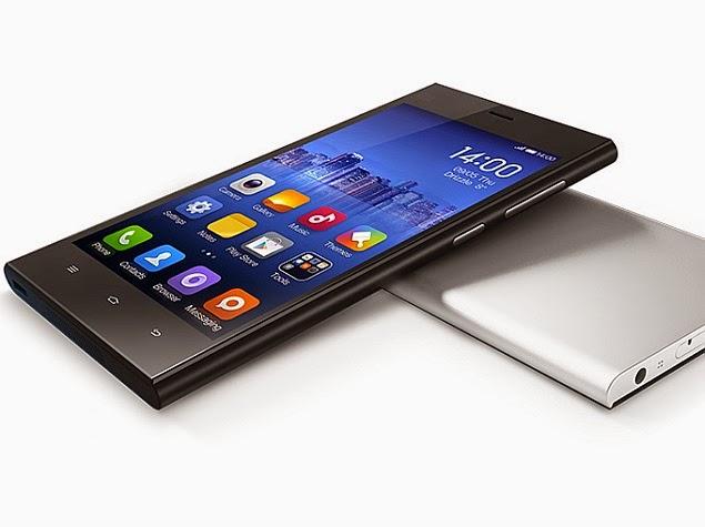 Daftar harga Hp merk Xiaomi Maret 2015