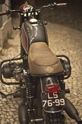 BMW R75/5 Custom  by Ton Up Garage
