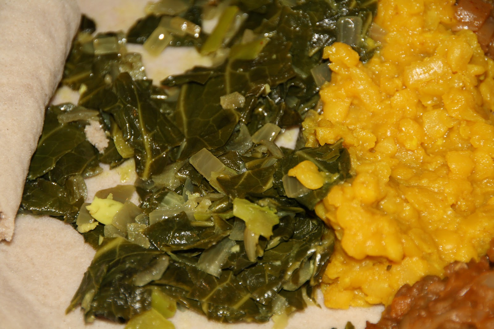 Our journey to africa ethiopian food gomen ethiopian food gomen forumfinder Image collections