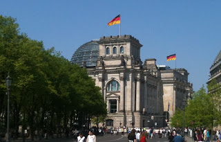 A Walking Tour Through Berlin through Photos