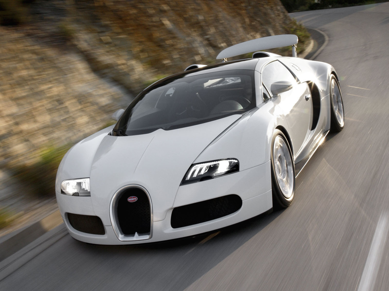 Bugatti veyron grand sport white hd wallpapers gallery car hd wallpapers - Bugatti veyron photos wallpapers ...