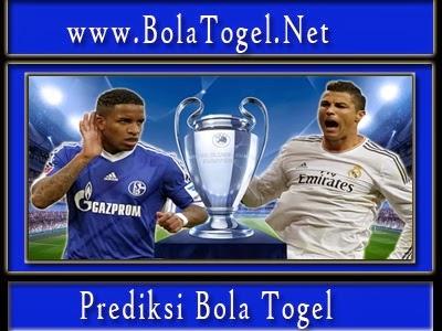 Prediksi Bola Schalke 04 vs Real Madrid 27 Februari 2014