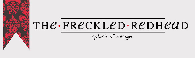 The Freckled Redhead - Header