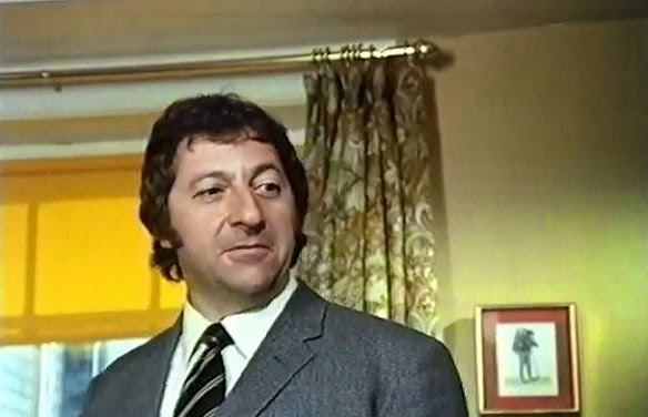 Peter Bland in 'Don't Just Lie There, Say Something!' (1973)
