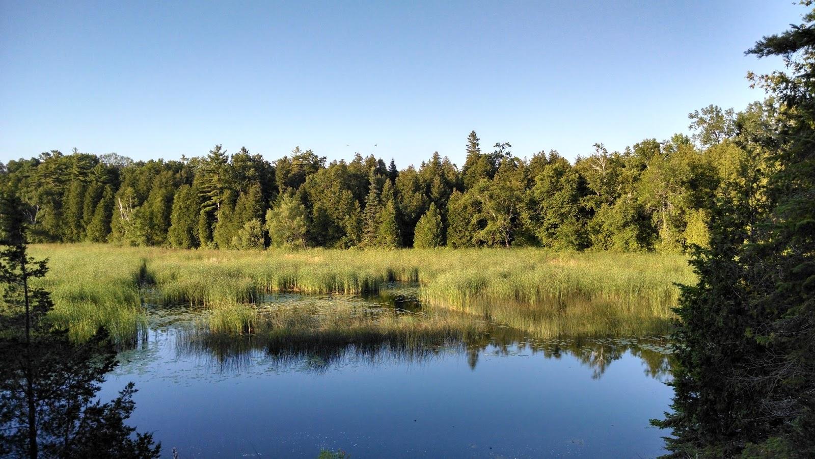 sandbanks provincial park