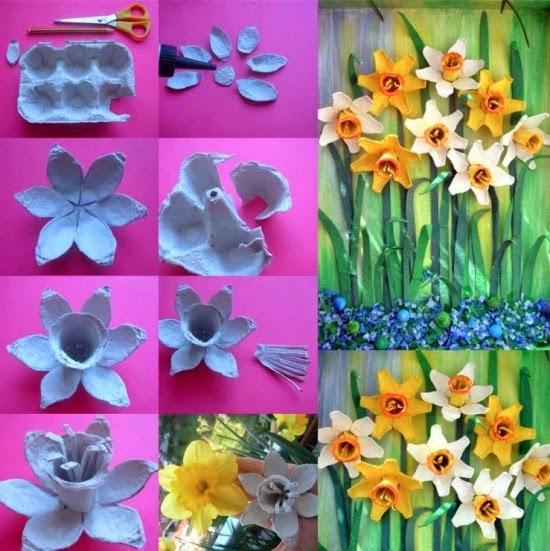 décoration florales pour enfants