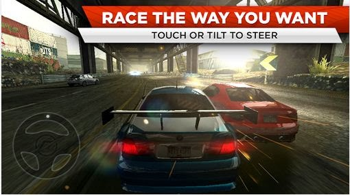 Best racing games for android NFS