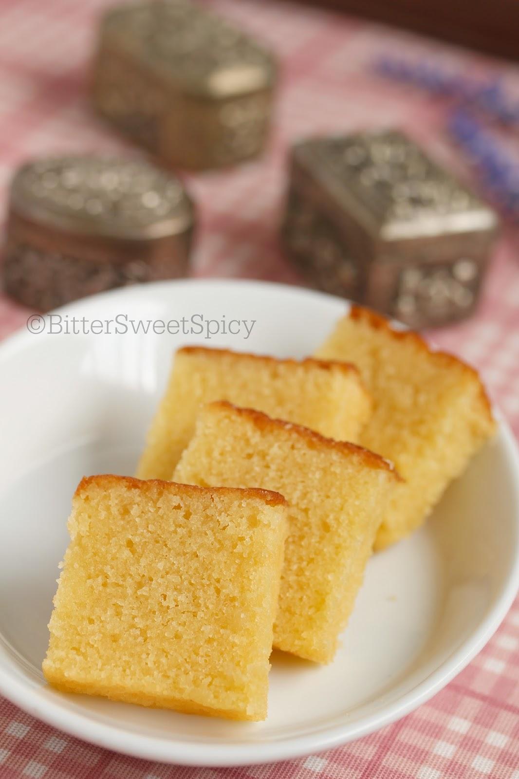 Best Recipe For Suji Cake