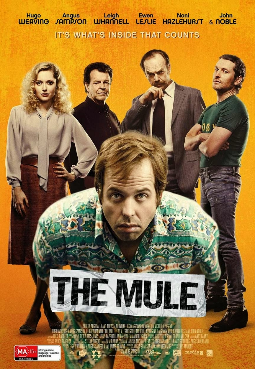 The Mule (2014) BRRip tainies online oipeirates